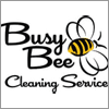 Busy Bee Cleaning Logo