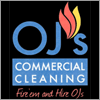 OJ's Commercial Cleaning Logo