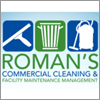 Romans Cleaning Logo