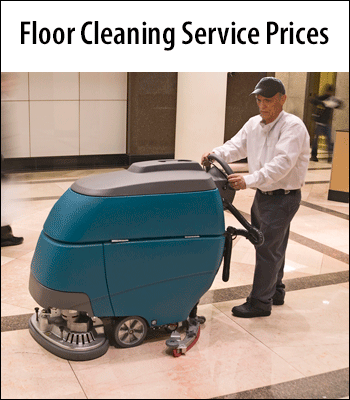 Floor Cleaning Service Prices