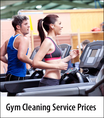 Gym Cleaning Service Prices
